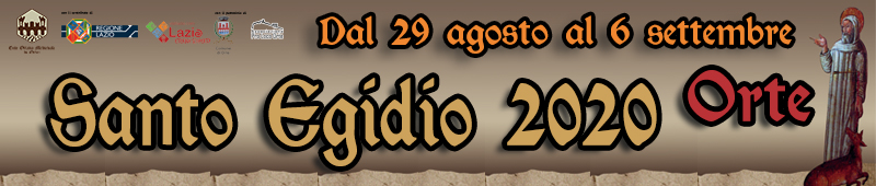 Sant'Egidio 2020 - Programma