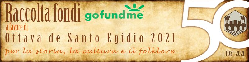 Raccolta fondi Ottava de Santo Egidio 2021